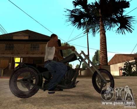 Diabolus Bike para GTA San Andreas