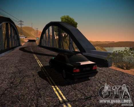 ENBSeries V4 para GTA San Andreas sucesivamente de pantalla