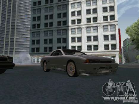 Elegy HD para vista lateral GTA San Andreas