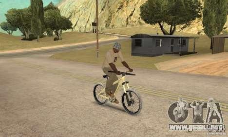 Specialized P.3 Mountain Bike v 0.8 para la visión correcta GTA San Andreas