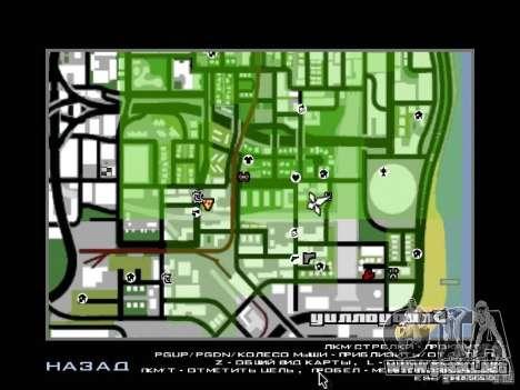 Ganton Cyber Cafe Mod v1.0 para GTA San Andreas octavo de pantalla