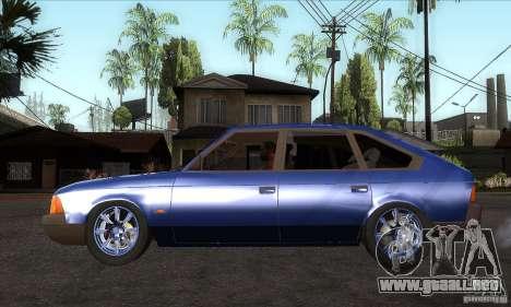 2141 AZLK personas edición para GTA San Andreas left