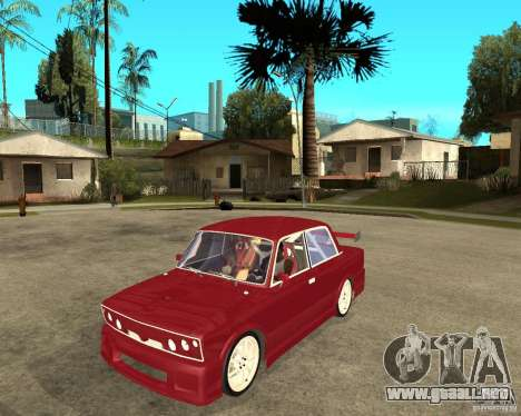 Señor VAZ 2106 para GTA San Andreas