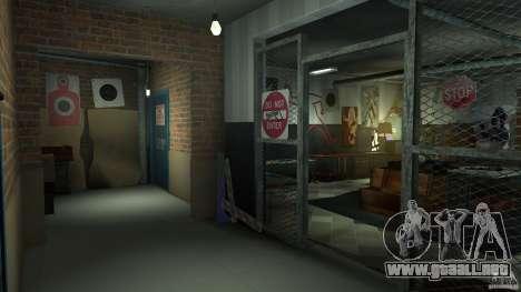 Retextured Broker Gunshop para GTA 4 tercera pantalla