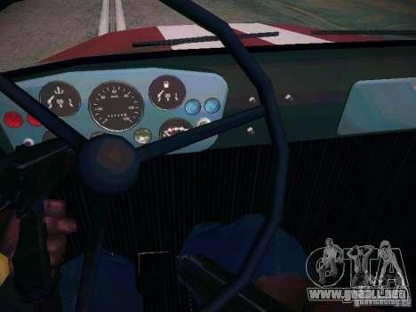 Manguera de GAS 30 53 incendios para visión interna GTA San Andreas