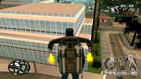 Nuevo hospital de texturas en Los Santos para GTA San Andreas segunda pantalla