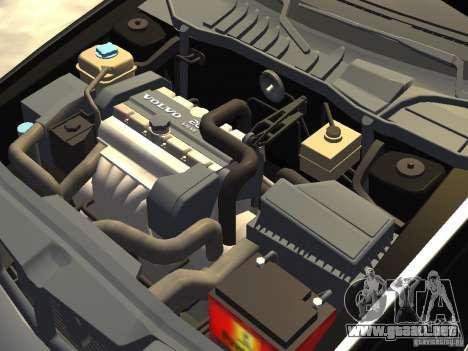 Volvo 850 R 1996 Rims 1 para GTA 4 interior