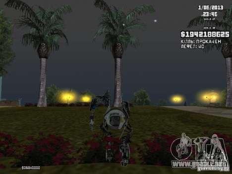 Atlas para GTA San Andreas tercera pantalla