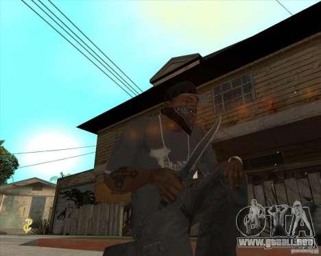 Rambo HD para GTA San Andreas