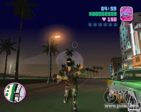 Stalker para GTA Vice City sexta pantalla