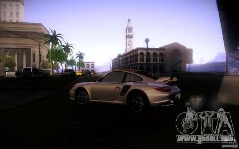 Porsche 911 GT2 RS 2012 para GTA San Andreas left