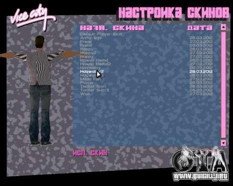 Tommy piel para GTA Vice City sexta pantalla