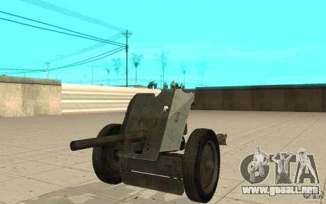 Regimiento de la pistola, 53-45 mm para GTA San Andreas