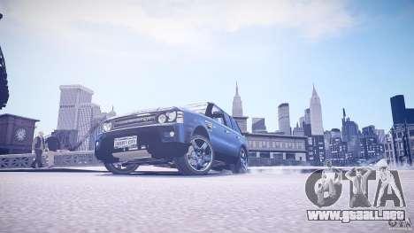 Range Rover Sport para GTA 4 visión correcta