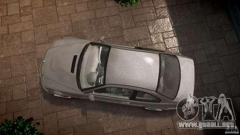 BMW M3 e46 v1.1 para GTA 4 visión correcta
