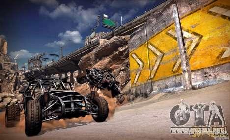 Menús y pantallas de carga RAGE para GTA San Andreas séptima pantalla