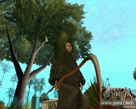 Muerte para GTA San Andreas quinta pantalla