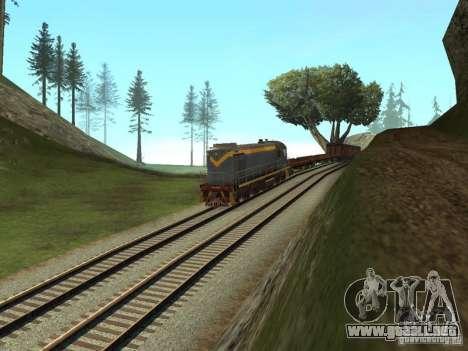 TÈM1M-1836 para la visión correcta GTA San Andreas
