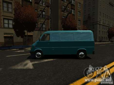 Daewoo Lublin 3 2000 para GTA 4 left