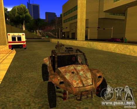 Desert Bandit para la visión correcta GTA San Andreas