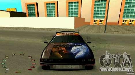 Elegía por fen1x para la visión correcta GTA San Andreas