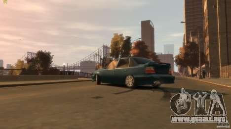 Daewoo Nexia Tuning para GTA 4 visión correcta