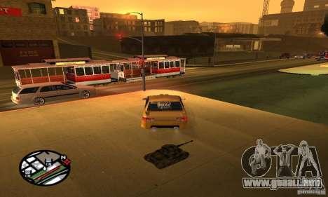 Vehículos RC para GTA San Andreas novena de pantalla