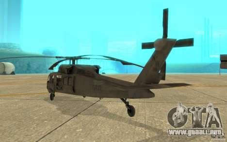 UH-80 para la visión correcta GTA San Andreas