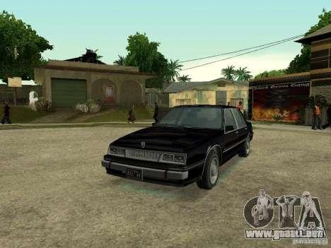 Willard from GTA 4 para GTA San Andreas