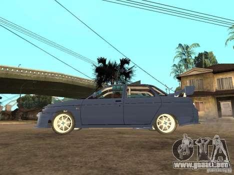 LADA 21103 calle Edition para GTA San Andreas left