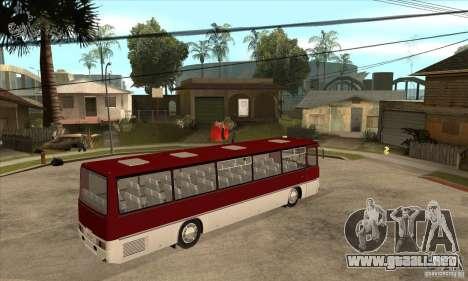 IKARUS 250.14 para la visión correcta GTA San Andreas