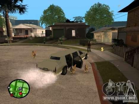 Pollos en GTA San Andreas para GTA San Andreas tercera pantalla