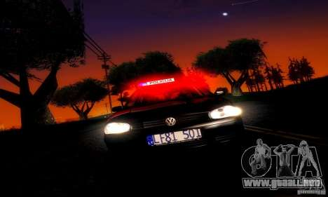 UltraThingRcm v 1.0 para GTA San Andreas quinta pantalla