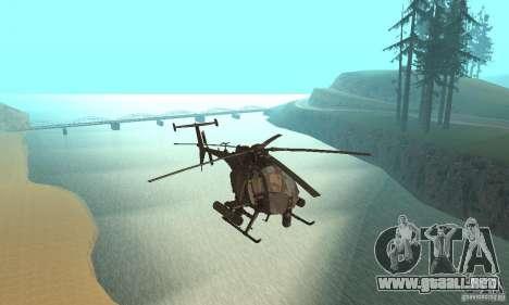AH para visión interna GTA San Andreas