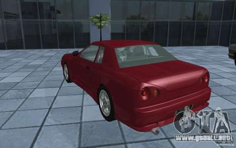 Elegy MS R32 para GTA San Andreas left