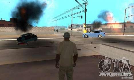 Hot adrenaline effects v1.0 para GTA San Andreas undécima de pantalla