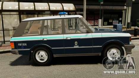 Range Rover Classic ELS para GTA 4 left