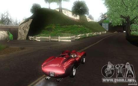 Ferrari 250 Testa Rossa para la visión correcta GTA San Andreas