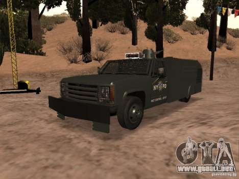 GMC SIERRA 3500 para GTA San Andreas