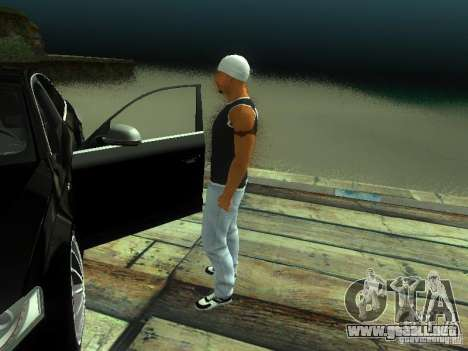 Chico en FBI 2 para GTA San Andreas tercera pantalla