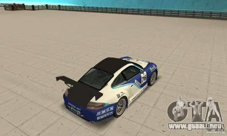 Porsche 911 Le GRID para GTA San Andreas left