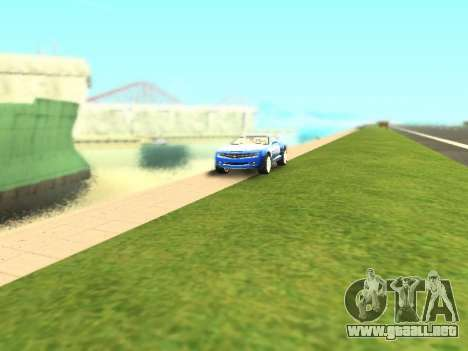 ENBSeries v3 para GTA San Andreas décimo de pantalla