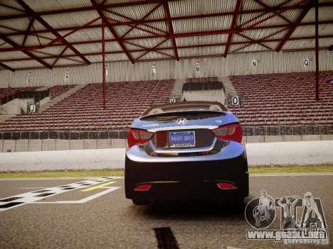 Hyundai Sonata 2011 para GTA 4 visión correcta