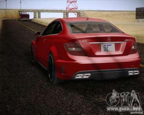 Improved Vehicle Lights Mod para GTA San Andreas séptima pantalla