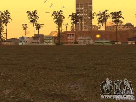 HD Santa Maria Beach para GTA San Andreas tercera pantalla