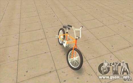 K2B Ghetto BMX para GTA San Andreas