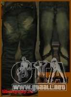 Rap Jeans para GTA San Andreas