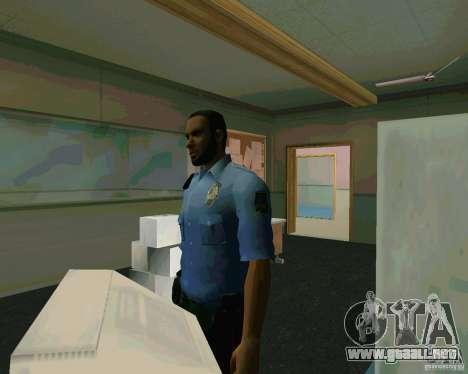 Azeri Polis para GTA San Andreas tercera pantalla
