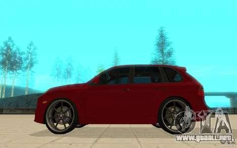 Rim Repack v1 para GTA San Andreas quinta pantalla