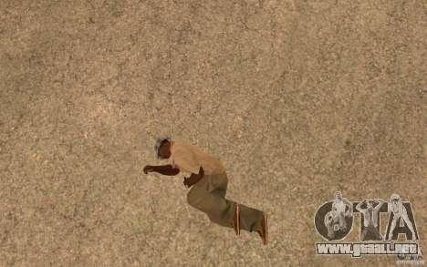 Life para GTA San Andreas sexta pantalla